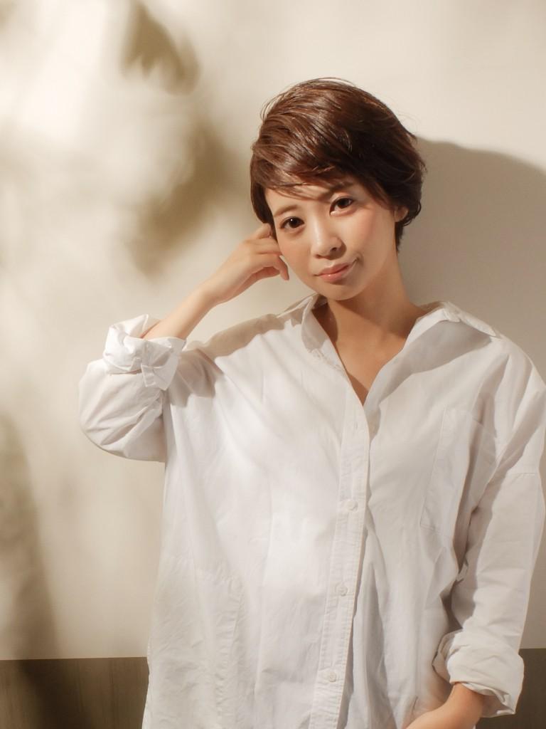 スマートショート武蔵小杉 美容室MOONヘアースタイル写真