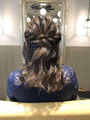 結婚式日より♡ロング、ミディアム、ショートのヘアアレンジスタイル3選!