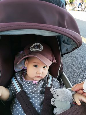 気づけば娘が1歳と1ヶ月になってました。
