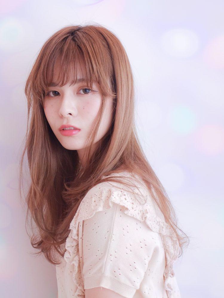 モテ髪♪透明感のあるゆるふわワンカールスタイル【武蔵小杉】2 -武蔵小杉 美容室MOONヘアースタイル写真