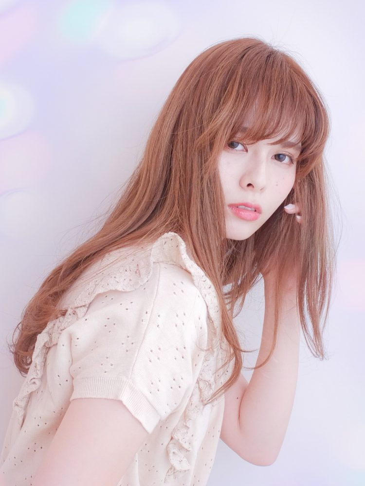 モテ髪♪透明感のあるゆるふわワンカールスタイル【武蔵小杉】3 -武蔵小杉 美容室MOONヘアースタイル写真