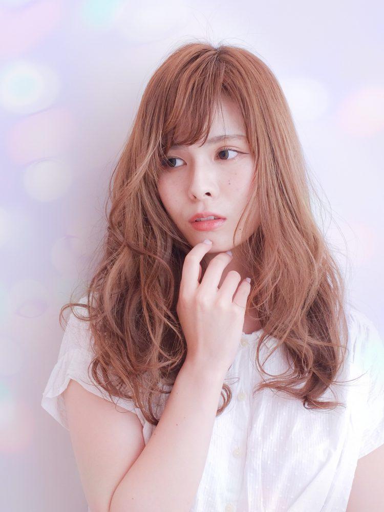 大人かわいいゆるふわほつれウェーブ☆武蔵小杉・オッジィオット2 -武蔵小杉 美容室MOONヘアースタイル写真