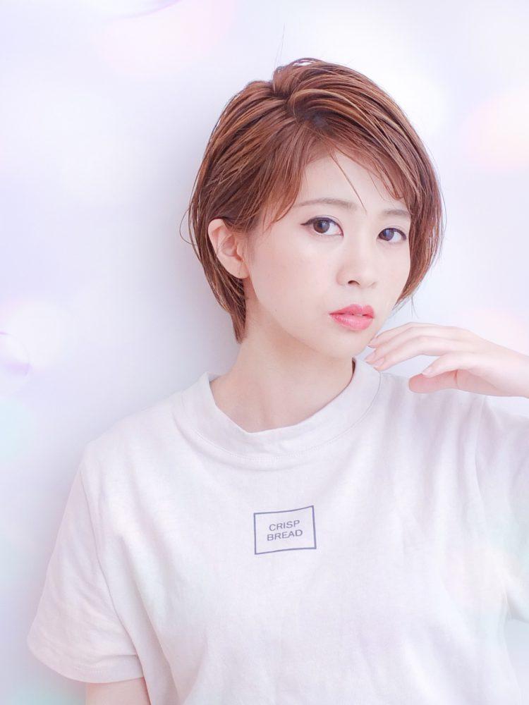 大人美人にはシャープ×ひし形シルエット【武蔵小杉】2 -武蔵小杉 美容室MOONヘアースタイル写真