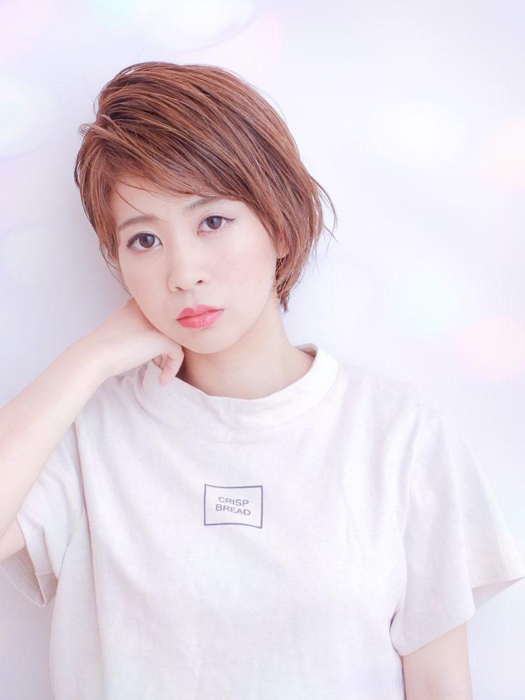 大人美人にはシャープ×ひし形シルエット【武蔵小杉】1 -武蔵小杉 美容室MOONヘアースタイル写真