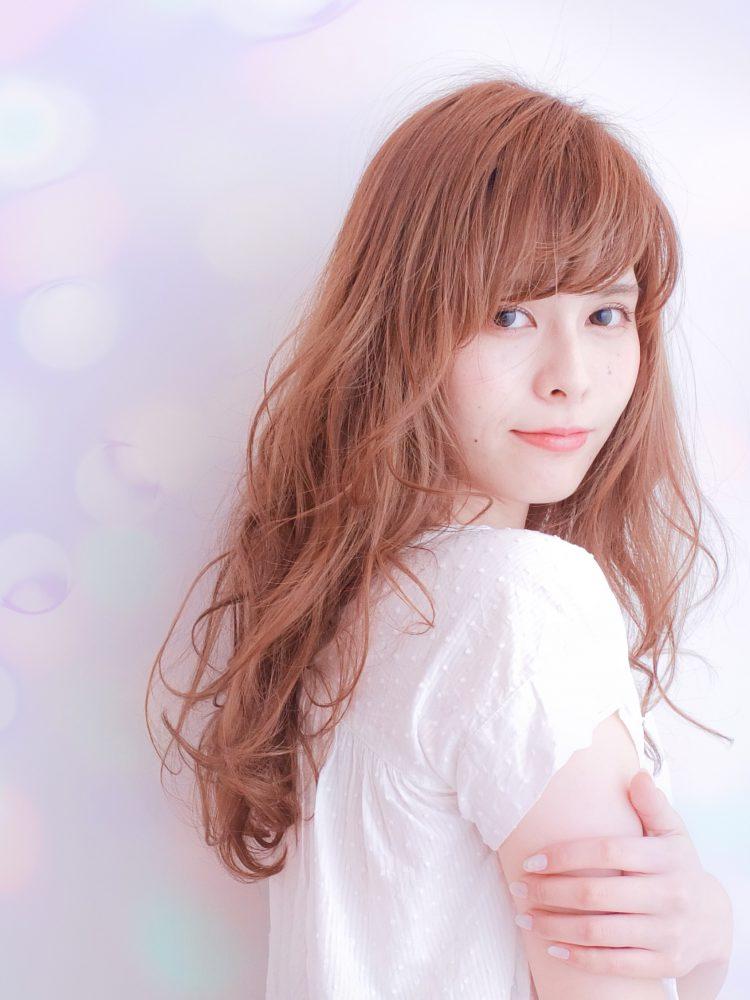 大人かわいいゆるふわほつれウェーブ☆武蔵小杉・オッジィオット3 -武蔵小杉 美容室MOONヘアースタイル写真