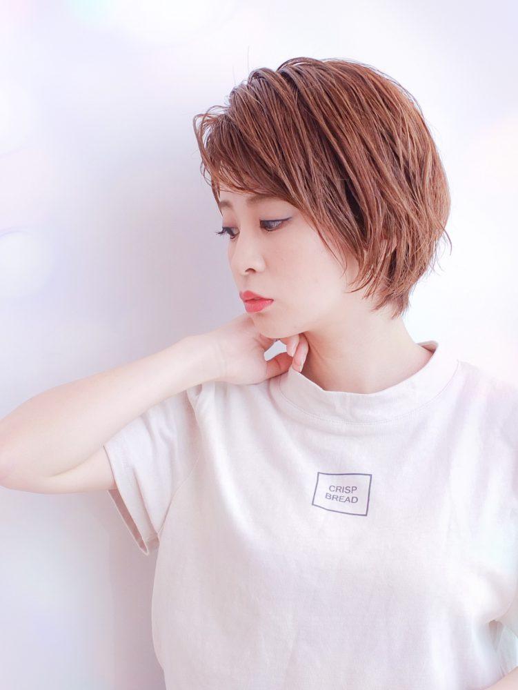 大人美人にはシャープ×ひし形シルエット【武蔵小杉】3 -武蔵小杉 美容室MOONヘアースタイル写真