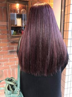 【平日限定】美髪サロンこだわり☆至高の縮毛矯正+カット1 -武蔵小杉 美容室MOONクーポン写真