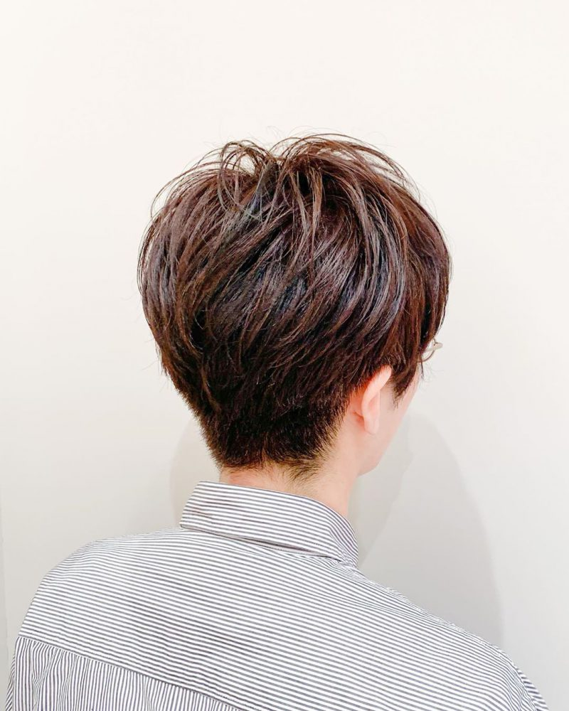 カット1 -武蔵小杉 美容室MOONヘアースタイル写真