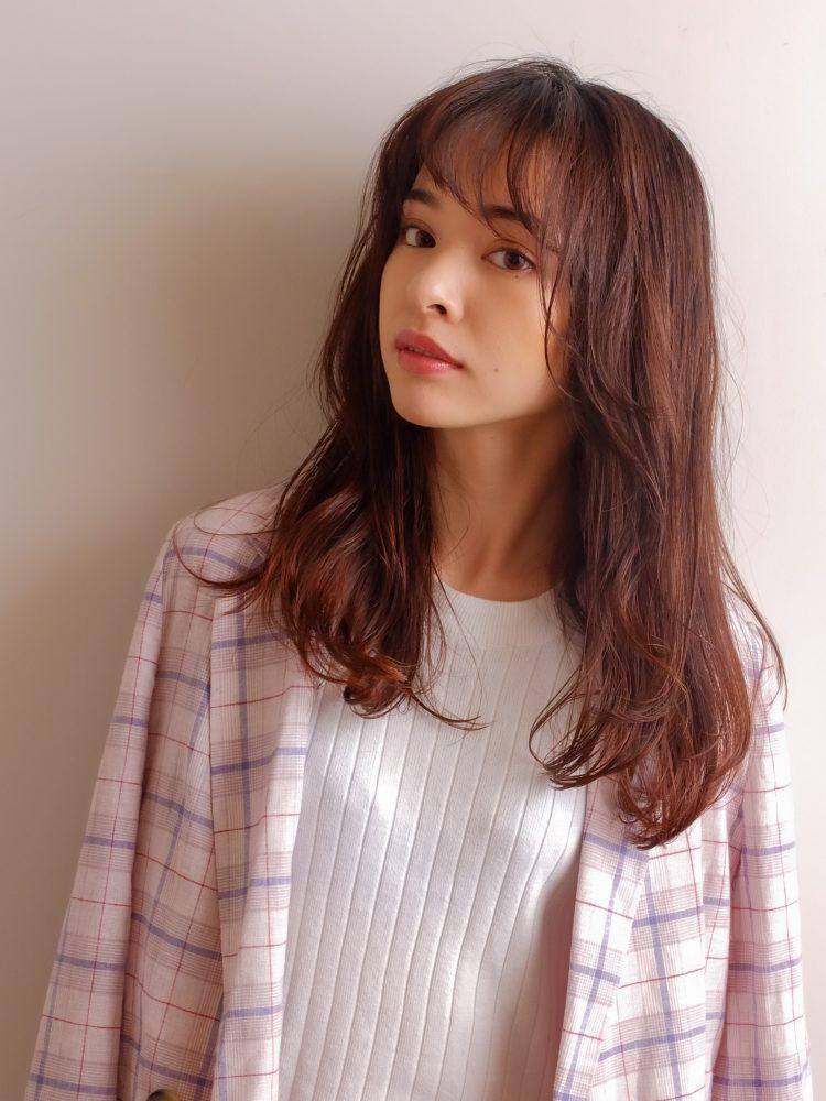 20代30代40代大人かわいいゆるふわ愛されヘア♪2 -武蔵小杉 美容室MOONヘアースタイル写真