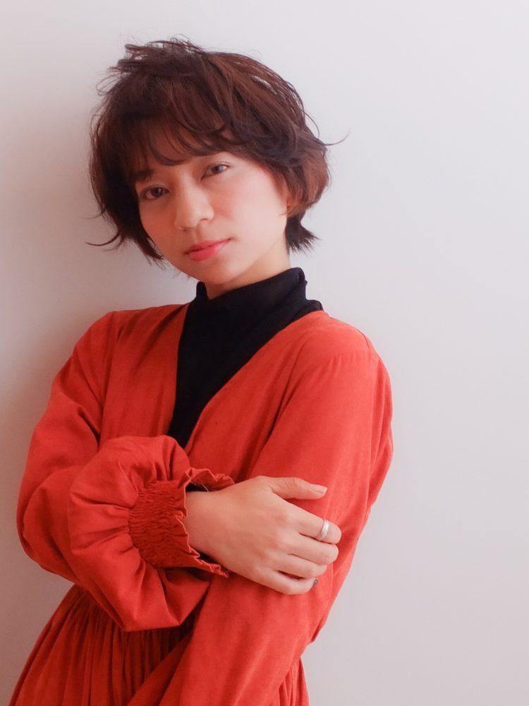 ふわっとナチュラルな大人ショートボブ☆2 -武蔵小杉 美容室MOONヘアースタイル写真