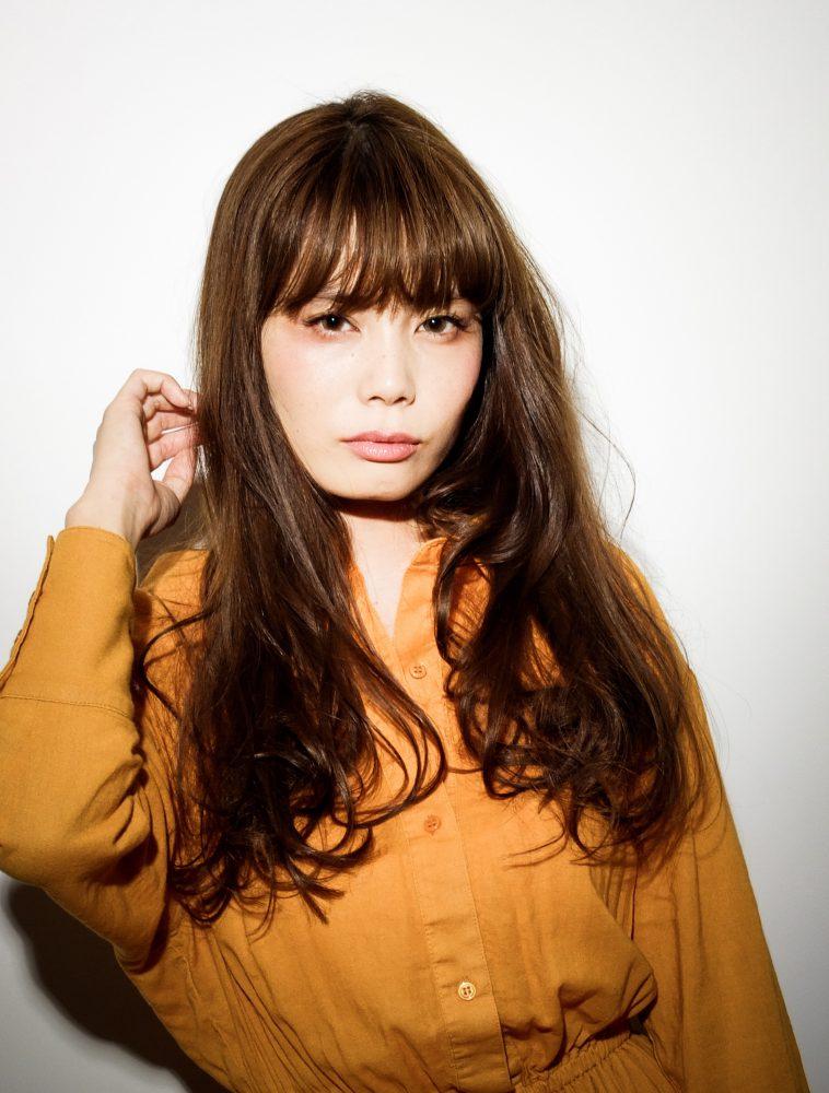 大人愛されカラー☆安定のAラインロング/オッジィオット武蔵小杉 美容室MOONヘアースタイル写真
