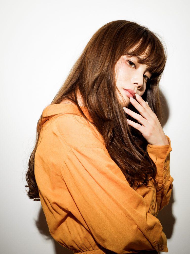 大人愛されカラー☆安定のAラインロング/オッジィオット3 -武蔵小杉 美容室MOONヘアースタイル写真