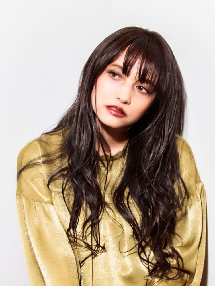 大人エレガンスグラマラスカラー3 -武蔵小杉 美容室MOONヘアースタイル写真